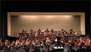 Orquesta Sinfónica Conjunta (OSC) de la Universidad de Sevilla y CSM Manuel Castillo